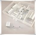 Hardware TC 58 unid de la manga de aluminio alambre de surtido