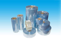 Blue Hot Shinkable Film / Blown PVC Shrink Film