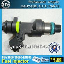Guangzhou Aftermarket performance Fuel Injectors cost in FBY2850/16600-EN200
