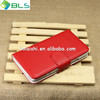 New arrival wallet leather case for blackberry z30 cell phone protector