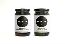 Premium Organic Olives
