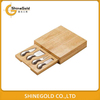 New style cheese knife with cutting board