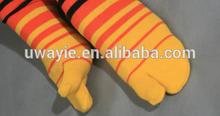 confortable cotton 2 toe socks,TABI socks,2 fingers socks two toes socks