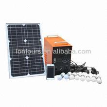 200W solar energy system price, solar energy home system