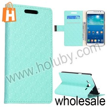 Maze Texture Magnetic Stand Flip Leather Case for Samsung Galaxy Grand 2 G7106