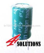 Electrolytic Capacitor 4.7uF 400V