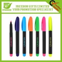 Most Popular Logo Printed Highlighter Marker Pen