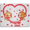 sex cartoon animation mouse pad