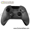 Glossy Repair Part Kits Chorme Black Controller Housing For Xbox One Shell With Thumbstick Joystick Battery Cover Pack caps