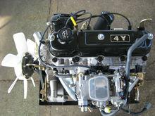 Japanese cars Toyota4Y Hilux Quantum&Prado engine assy engine&parts cylinder block 2TR short block