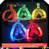 pet product led chest harness dog harness new design harness