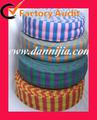 duas cores de fios de pp esponja de lavagem de pano de material