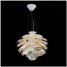 2014 Silver Chandelier Modern Suspension Pendant Light MD8202