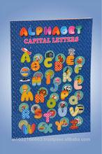 English alphabets book