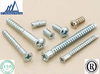 high precision hardware customizable bolt screw nut washer decorative bolts and nuts
