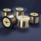High surface finish Brass Wire