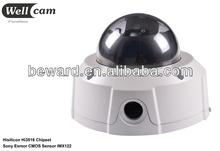 Home design 1080P Hisicon3516 IR night vision surveillance network cameras