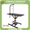 hydraulic lifting grooming table for dog/ZHENYAO GT-103 grooming table
