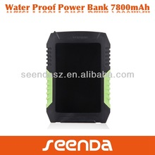 Rechargeable battery power bank waterproof universal power bank for Mobile/tablet