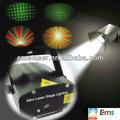 Comercio al por mayor de alta calidad 4 en 1 láser luz del partido mini luz del escenario