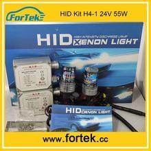 Wholesale Auto Manufacturer H4-1 24v 55w Supernova Hid Xenon Conversion Kits 6000k China for BMW,FERRARI,PORSCHE,CADILLAC