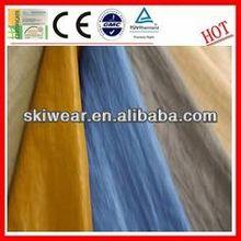Hotsale eco friendly sapphire blue satin tecido