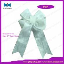Beautiful white underwear ribbon bows