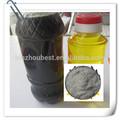 Bentonite pour le tournage complète terre dans l'huile diesel