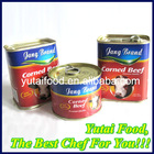 Ready to Eat OEM Brands Beef Products in Can