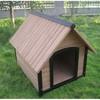 Popular design outdoor wood dog kennel DK011XL