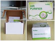 2013 hot sale portable air purifier bedroom ozone generator
