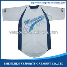 Bulk wholesale baseball clothing