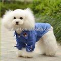 Por favor tener la ropa hermosa hecha para usted cachorro/perro camisa de polo