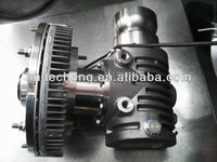 Yutong bus fan angle drive assy with 3 speed electromagnetic clutch