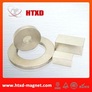 Top Sale Neodymium Magnet 50mm neodymium magnetic