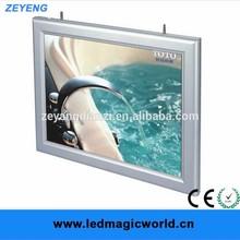 LED Backlit Advertising Light Panel Pictures of Optical Frames