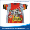 100% polyester fabric motorcycle jersey