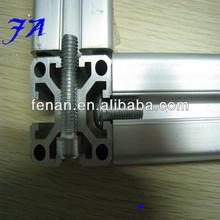 Multifunctional Aluminium Extrusion Profile+oval shape+giant size