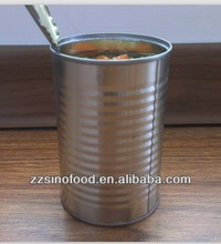 Types of Canned Food Products Canned Mixed Vegetable in Tins