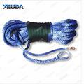 Yiluda 4wd 10-ton corda do guincho, guincho da corda sintética, guincho de cabo