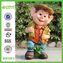 Wholesale Garden Gnome Resin Custom Figure