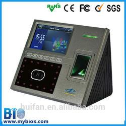 HF-FR402 Russian/Ukraine Advanced Facial/Fingerprint Recognition Time Clock