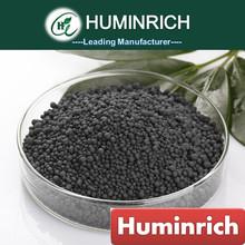 Huminrich Shenyang 70% Black Round Granular Humic Acid Based Fertilizer