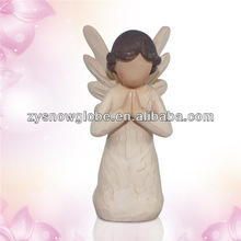 Polyresin fashion angel statue