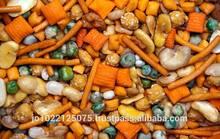 mixed snacks