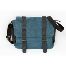 High Quality Canvas Shoulder Bag School Bag Men Messenger Bag
