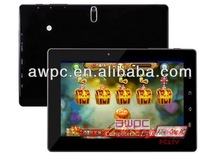 "AWPC MTK8312 Cortex A7 Dual Core 1.2Ghz 7"" Capacitive screen1024*600 android 4.1 tablet pc"