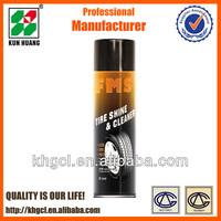 Tire Shine Cleaner ,TIre foam cleaner Spray 600ml FMS car care