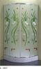 Graceful custom fiberglass bathroom shower enclosures made In China