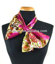 real satin silk scarf